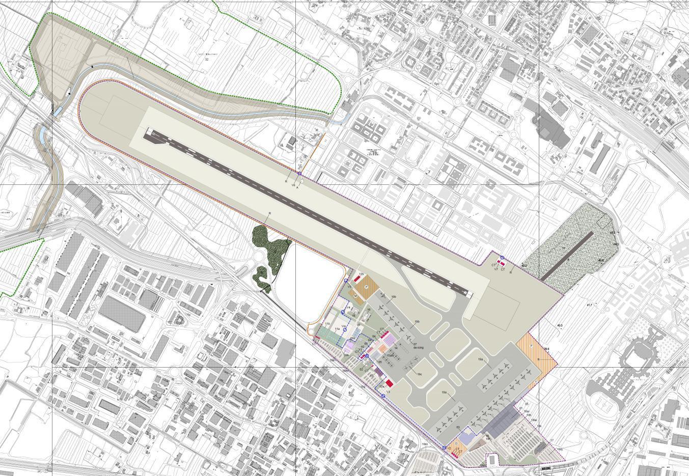 Aeroporto Firenze : L aereoporto di firenze e la favola del tritone crestato
