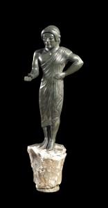 L' offerente etrusco